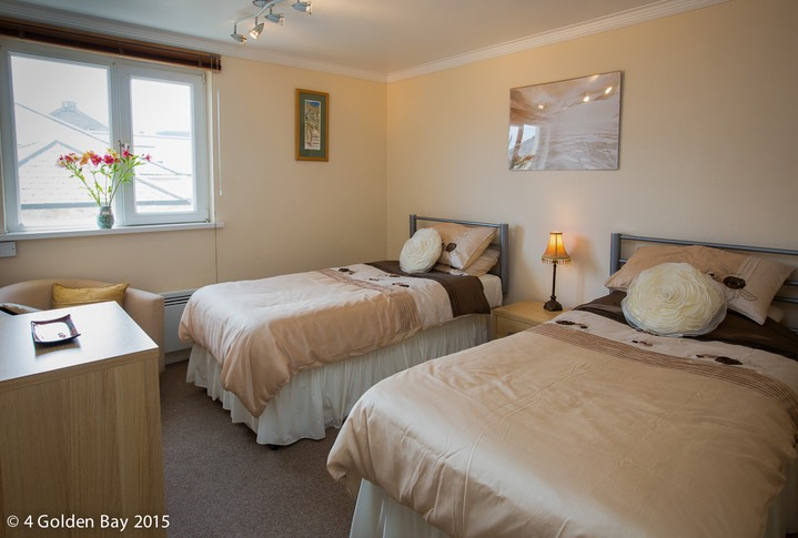 GoldenBay Scilly Twin Bedroom