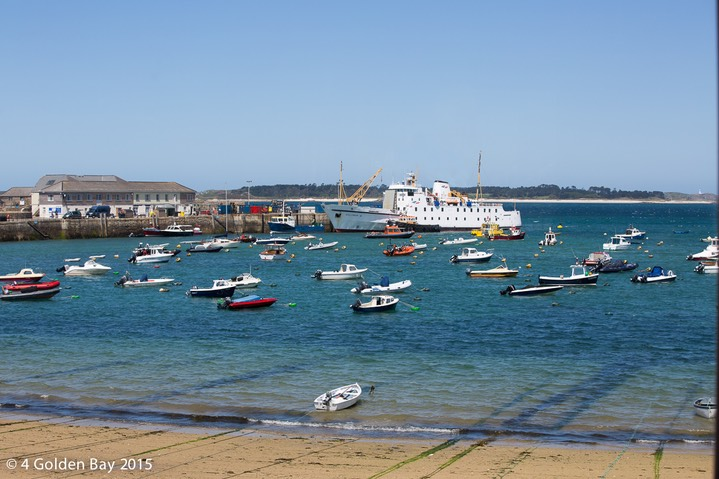 GoldenBay Scilly View