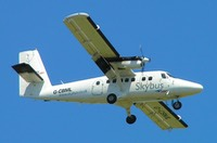 Isles of Scilly Skybus - Plane