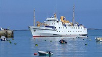 Scillonian III, Isles of Scilly Passenger Ferry